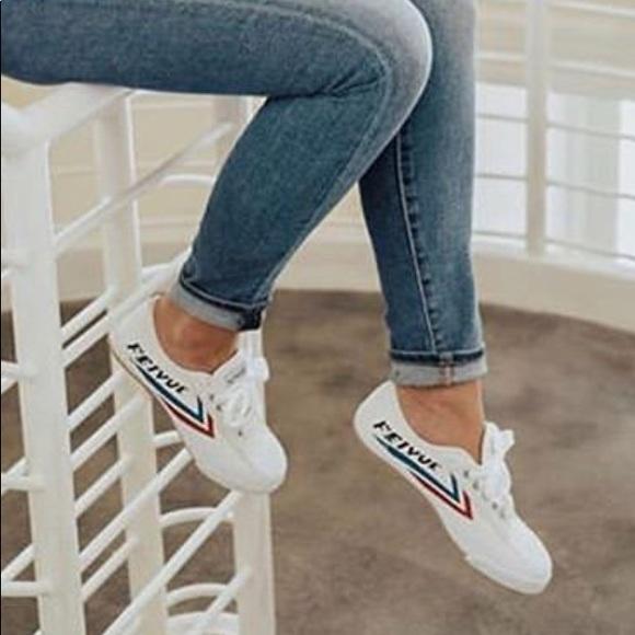 Feiyue Fe Lo Classic Sneaker 37 Nwt